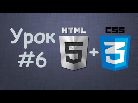 Создаем сайт на HTML5 + CSS3   Урок №6 - Центральная панель + блоки статьей внизу сайта