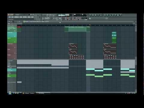 Lil Wayne - Curtains/I Aint Nervous (Fl Studio Remake w/ flp)