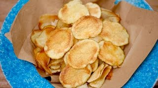 healthy chip recipe