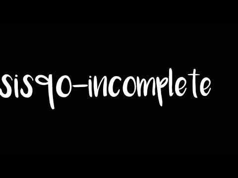Sisqo Incomplete - cover by Micheal Pangilinan (Lyrics)