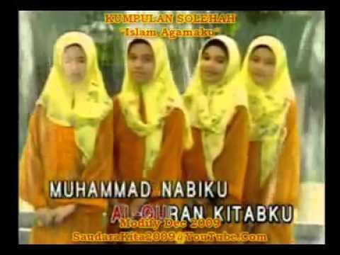 Kumpulan Solehah -  Islam Agamaku