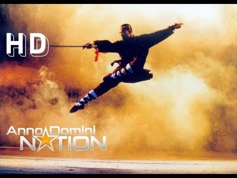 "Martial Arts Instrumental Rap Beat ""Kung Fu Masters"" - Anno Domini Beats"