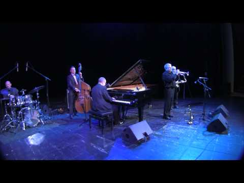 Gregory Fine Jazz Show in Moscow International House of Music 06 04 2014