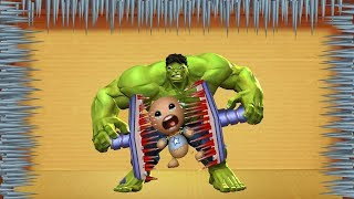 Kick The Buddy 2020 - Android Gameplay Walkthrough Part 24 - Hulk Vise Spines vs Buddy