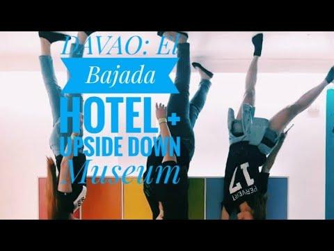 Davao (El Bajada Hotel) + Upside Down House Museum | Chen Cabanos