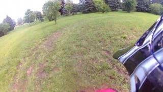 Hunter's Honda Video