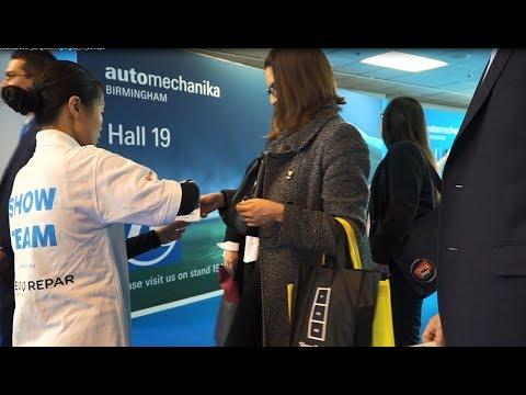 Automechanika Birmingham 2017: Highlights