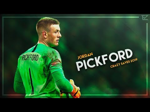 Jordan Pickford 2019 ▬ Everton ● Crazy Saves & Passing | HD