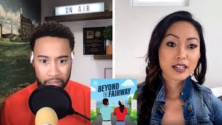 Pro golfer Tisha Alyn leaned on support system when coming out | Beyond the Fairway | Golf Channel