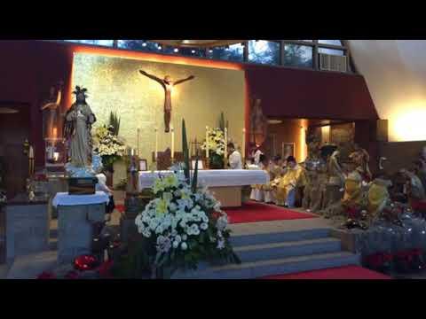 Misa Solemne de acción de gracias a Nuestra Señora de Guadalupe