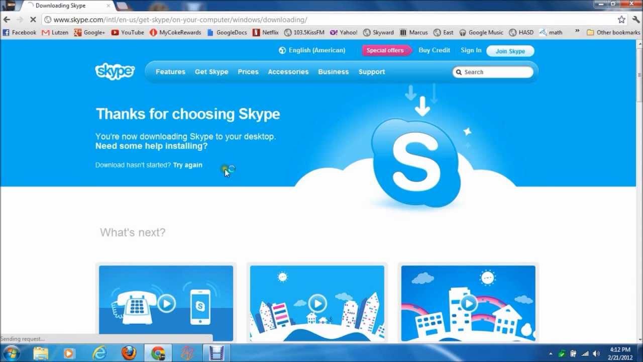 Download Skype For Vista