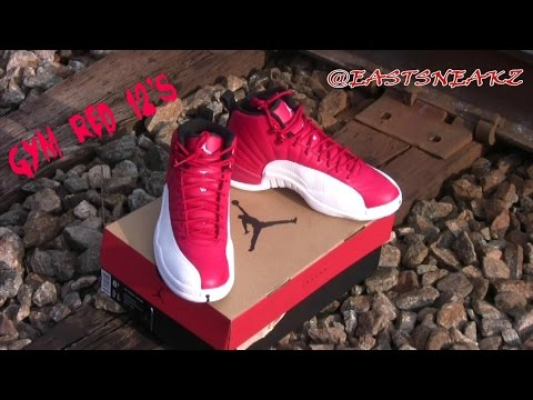 """Air Jordan 12 """"Gym Red"""" (My Thoughts/Review)"""