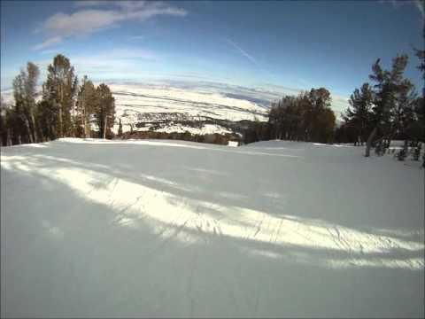 Red Lodge Mountain Ski Resort - Montana