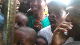 Mozart La Para - En El Barrio 27 De Febrero (Freestyle) 2012 Part 2