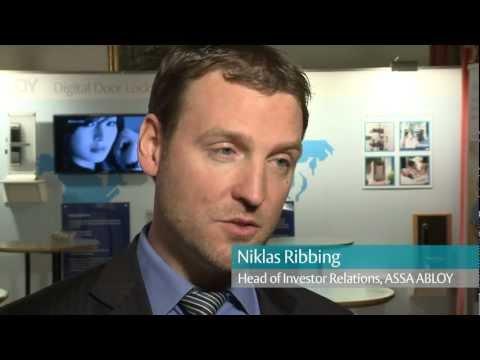 Investor relations in ASSA ABLOY, global leader in door opening solutions