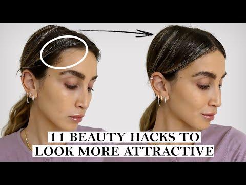 11 Secret Beauty Hacks To Look More Attractive