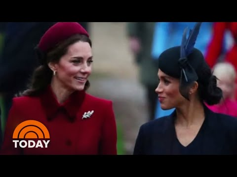Meghan Markle Announces Her 4 Royal Patronages | TODAY