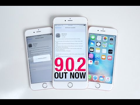 iOS 9.0.2 Released - Everything You Need To Know! Jailbreak & Performance Update