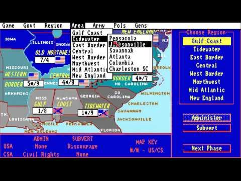 No Greater Glory   The Civil War v1 0 AMIGA OCS 1992)(SSI)[cr SKR][h Crass] adf