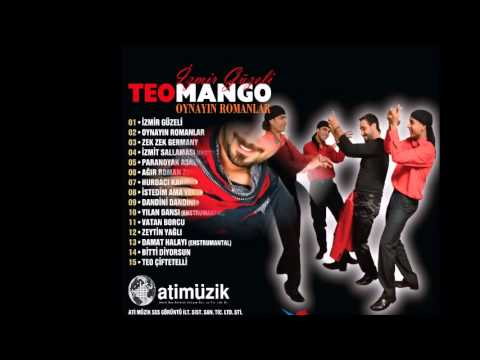 Teomango - İzmit Sallaması Enstrümantal