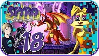 Spyro: Shadow Legacy - Part 18: The Tube