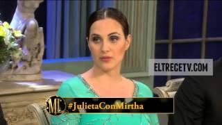 La noche de Mirtha 2014 - 25 de octubre