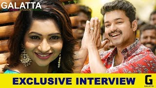 My Super Fan Moment with Thalapathy – VJ Nakshatra | Exclusive Interview