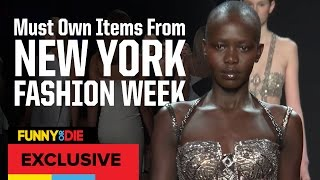 Must Own Items From New York Fashion Week 2016