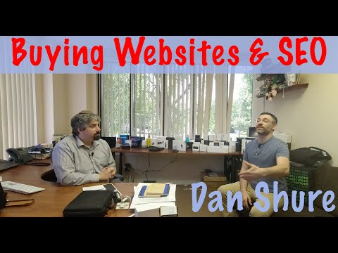 Dan Shure On Featured Snippets & Buying Sites For SEO - Vlog #138 - YouTube