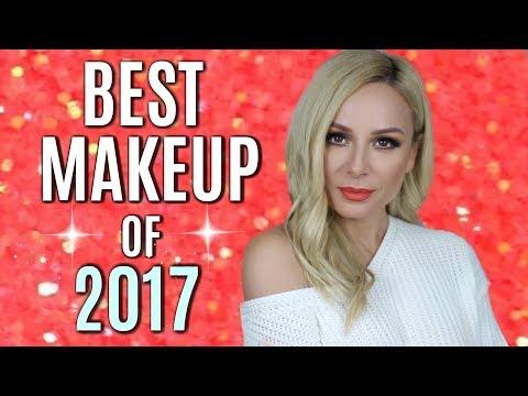 Τα καλύτερα προϊόντα μακιγιάζ του 2017 | Gina