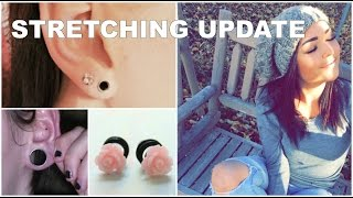 Video STRETCHING UPDATE | JEWELRY, Q&A, GOAL SIZE | Erika Anderson download MP3, 3GP, MP4, WEBM, AVI, FLV Desember 2017
