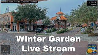 Preview of stream Winter Garden, Florida Live Stream