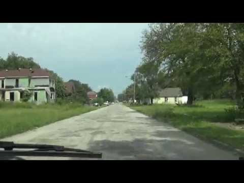 A quick drive through East St. Louis, IL