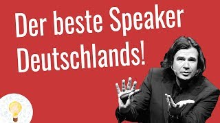 Der beste Speaker Deutschlands! - Interview mit Hermann Scherer - 5 IDEEN PODCAST