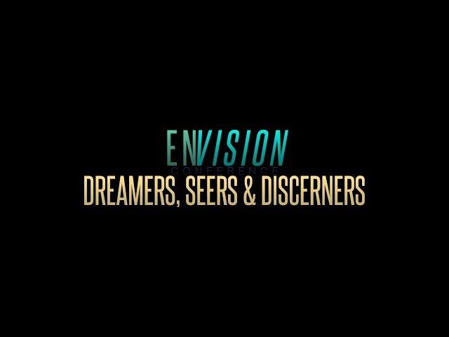 Envision 2019 w/ Dr. Sandie Freed (Dream symbology)