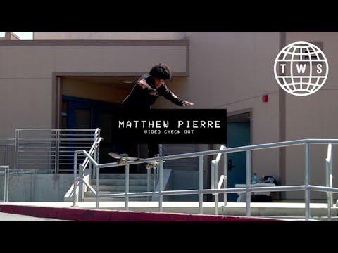Video Check Out: Matthew Pierre