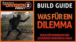 The Division 2 ▶️ SOLO DPS BUILD - HEROISCHER & LEGENDÄRER CONTENT LEICHT GEMACHT