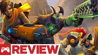 Paladins: Champions of the Realm Review (Video Game Video Review)