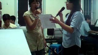 Nguồn Yêu Thương by Thanh Trúc ft. Naomi (music sheet below)
