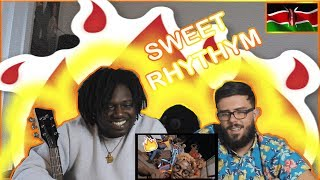 SAUTI SOL - SHORT N SWEET || Americans React To African Music