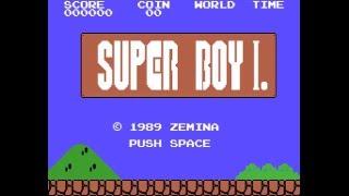 Master System Longplay [141] Super Boy I. (Unlicensed)
