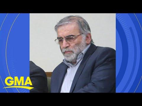 Top Iranian Nuclear Scientist Killed | GMA