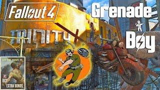 Légende Urbaine - Grenade Boy (Fallout 4)