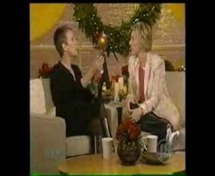 Jamie Lee Curtis On Ellen Degeneres Show