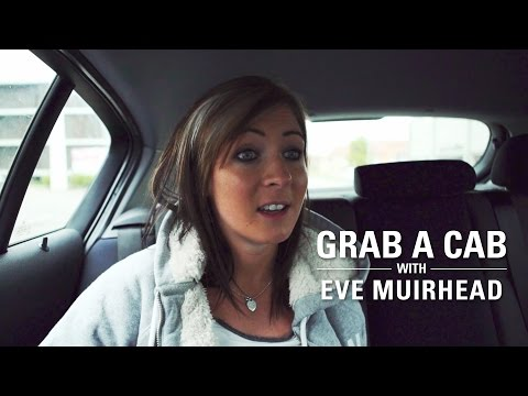 Grab a Cab with... Eve Muirhead (Team Scotland)