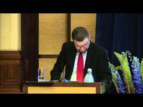 LIBER 2015 Plenary: Dr Martin Paul Eve