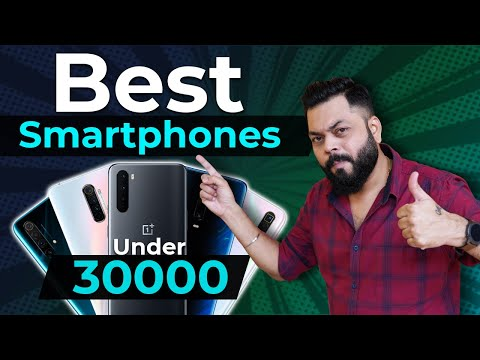 Top 5 Best Smartphones Under 30000 ⚡⚡⚡ August 2020