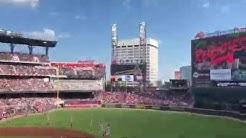 Atlanta Braves 2019 Playoff Tomahawk Chop