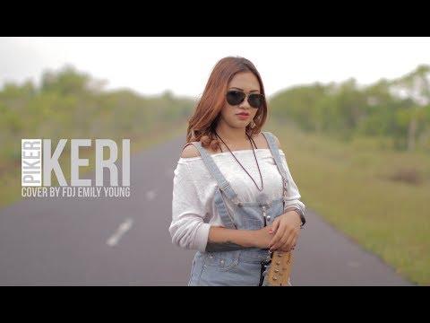 PIKER KERI -  COVER  VERSI REGGAE MAKNYUSSS VIRAL   - By Fdj Emily Young