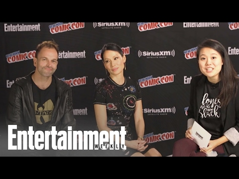 Elementary: Lucy Liu & Jonny Lee Miller Tease Season 5, Shinwell & More | Entertainment Weekly